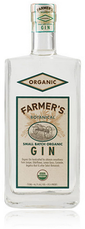 Farmers Gin Botanical Small Batch